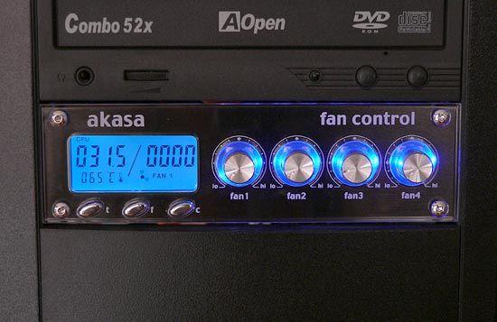 Fans controlar AK-FC-03