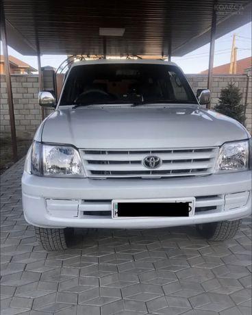 Продам toyota land cruiser prado 1997, автомат, бензин