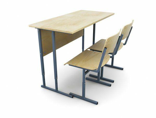 Парты детские и взрослые скамейки стулья