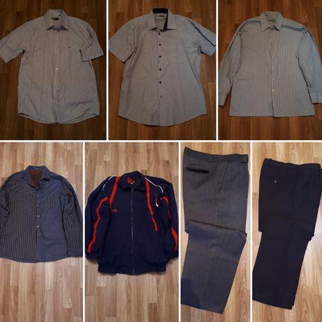 Мужская одежда (размер 52/54)