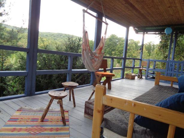 Cabană Izolată/Privată lângă pădure de Inchiriat în PH-Coolcush Cabana