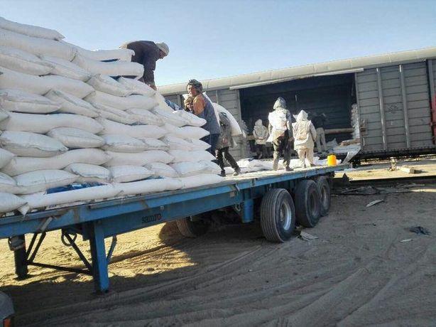 Зерноотходы пшеница ячмень кукуруза отруби с доставкой Атырау