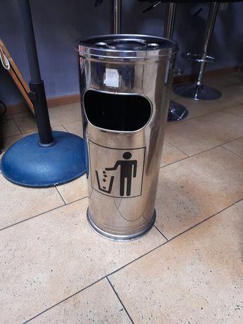 Coș de gunoi cu scrumieră