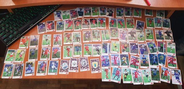 Stikere Cartonase Album Campofrio Romania Fotbal 2000