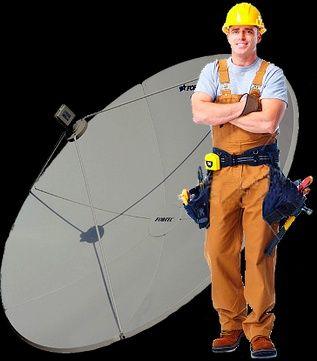 Спутниковые антенны!установка и настройка.