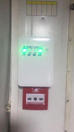 Пожарная сигнализация. Видеонаблюдение