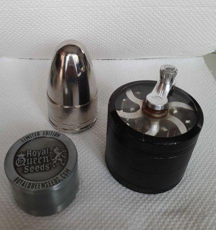 Три и четири компонентни мелници