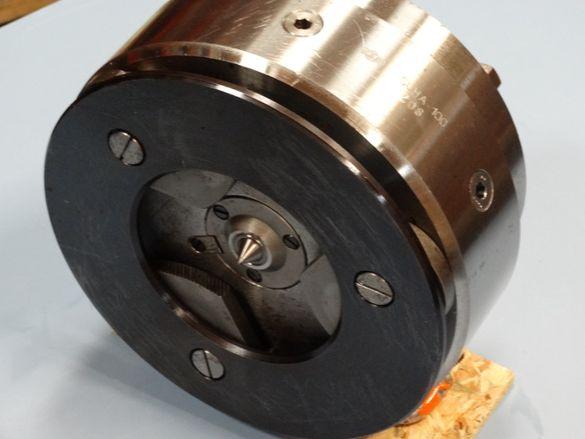 инерционен патронник за струг MAS Ø240 mm