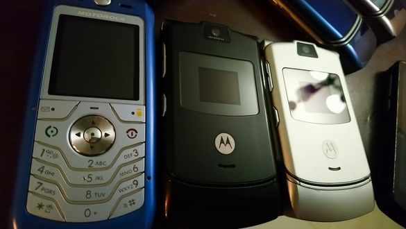 Motorola/Моторола:V3,V50,K1,L6,ROKR E8