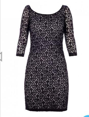 Дантелена рокля Etere