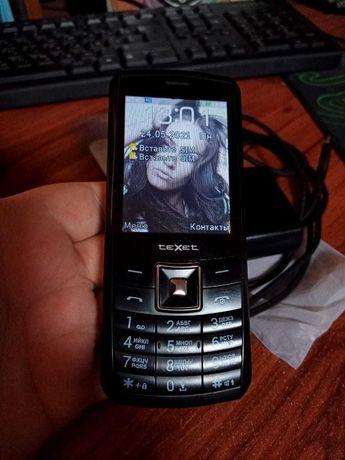 мобильный телефон texet
