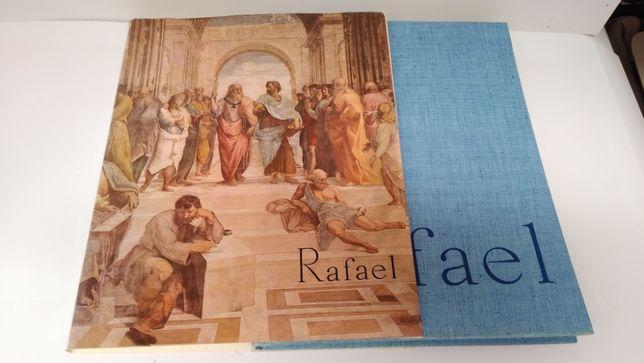 Rafael - album de pictura - editura Meridiane 1967 - stare buna.