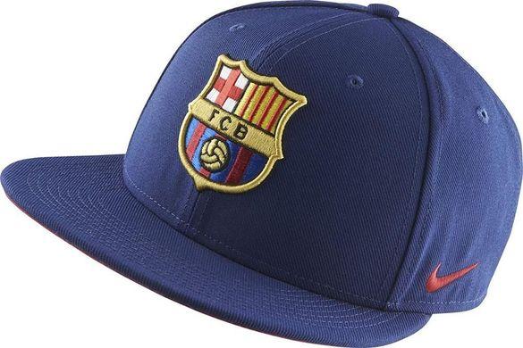 Шапка с козерка на Barcelona - Nike