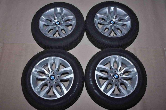 Roti Iarna 17 inch Originale BMW X3 F25 X4 F26 Dunlop 225/60 R17