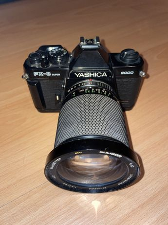 Yashica fx3 super 2000