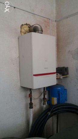 Продам отопительное газовый настенный коткел AGB-35DC