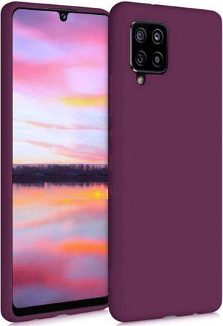 Husa Ultra Slim Samsung A42, Elegance Purple