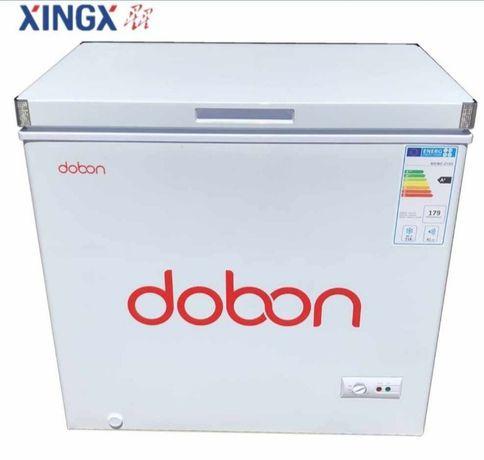 Морозильник Dobon 218л. С доставкой морозильная камера ларь