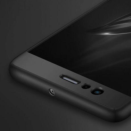 Кейс / Бъмпер 360° за Huawei P10 P20 P30 Lite Mate 20 Pro 10 Honor 8 9