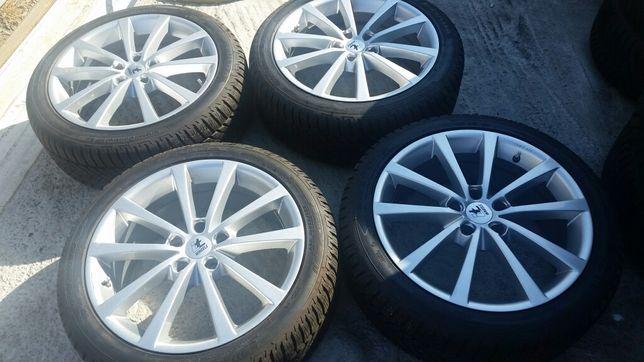 "Jante aliaj 18""Audi, VW,Mercedes,Skoda echipare de iarna"