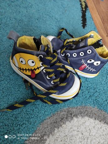 Pantofi / bascheti geox 23