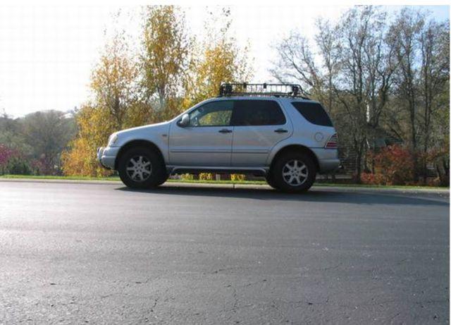 Kit Inaltare Suspensie Mercedes ML W163 +5cm