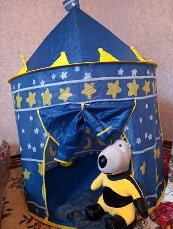Балаларға арналған зәулім сарай! Детский замок!