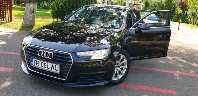 Audi A4 B9 ,Model Nou, Facelift, E6 cu adblue, km reali,impecabila!
