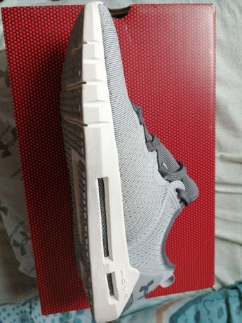 Nike, PUMA. Under Armour