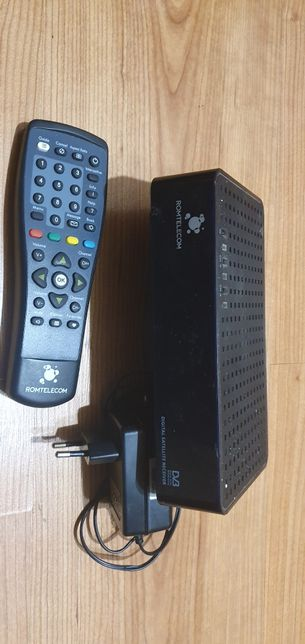 Receiver Telekom Romtelecom SD