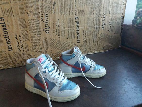 №28 Nike--кожени маратонки,кецове,спортни обувки,найк