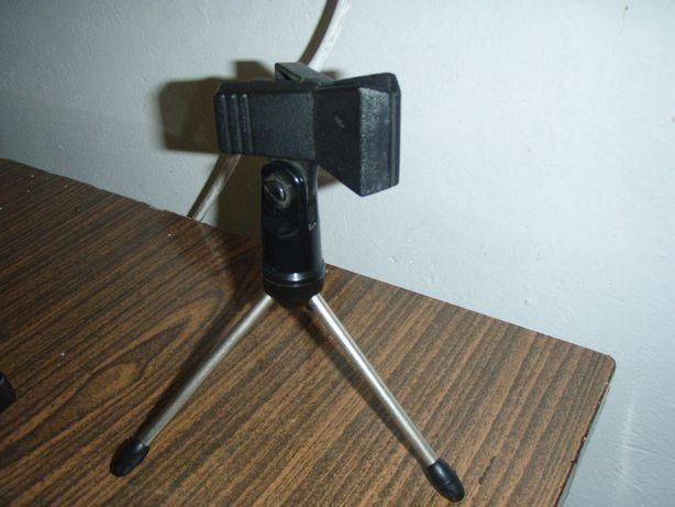 Stativ microfon pentru birou (prindere microfon cu clema)