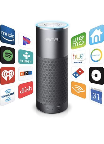 Boxa smart 808 XL-V, Alexa incorporat
