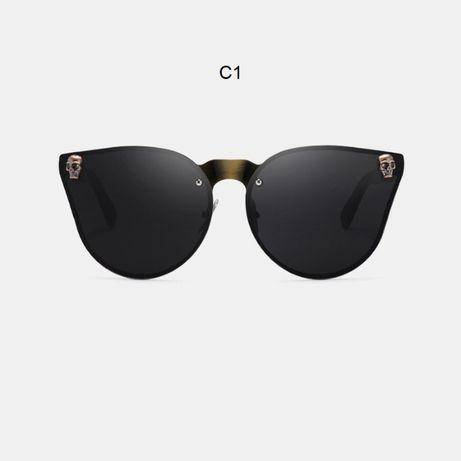 "Дамски слънчеви очила Kdeam "" Cat eye "" UV 400"