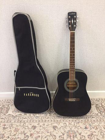 """Продам гитару """"Parkwood"""" в отличном состоянии"""