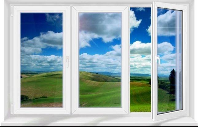 Ремонт пластиковых окон и дверей , замена резины,стеклопакетов.
