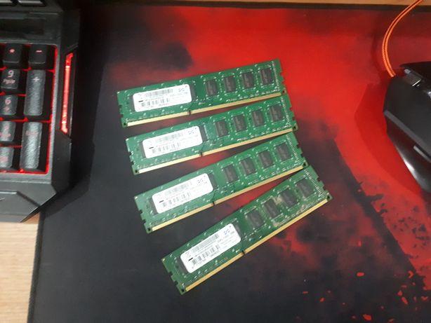 Оперативная память DDR3-1333u 2Gb