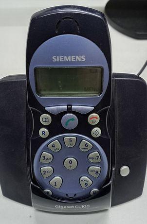 Телефон стационарен безжичен Siemens