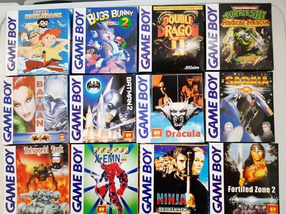 Nintendo дискети за нинтендо съвместими с Gameboy color advance