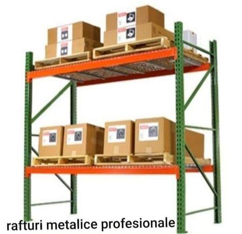 Rafturi metalice profesionale premium 8500x8500