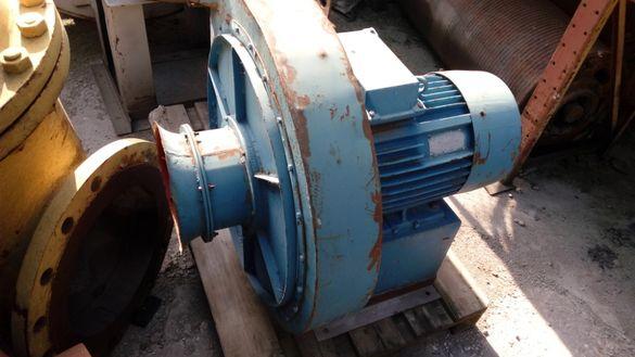 Напорен вентилатор за високо налягане 18.5Квт