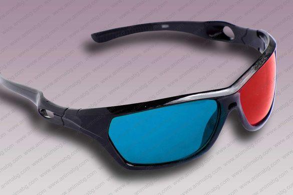 ANIMABG 3D очила Red Cyan