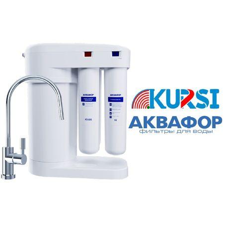 Фильтр для воды Аквален Очищает воду на 100% Шымкент!