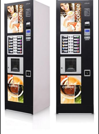 Кофе автомат аппарат вендинг уникум Нова Unicum