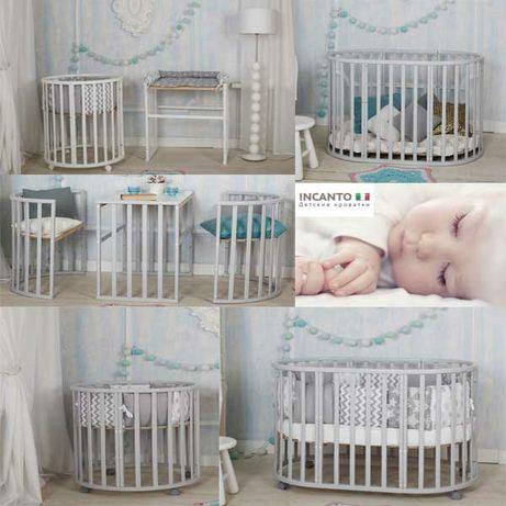 Детская кровать трансформер 7 в 1
