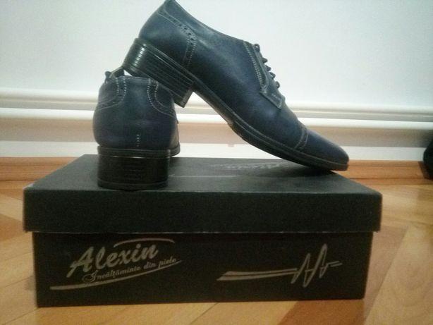 Alexiu pantofi de dama originali din piele