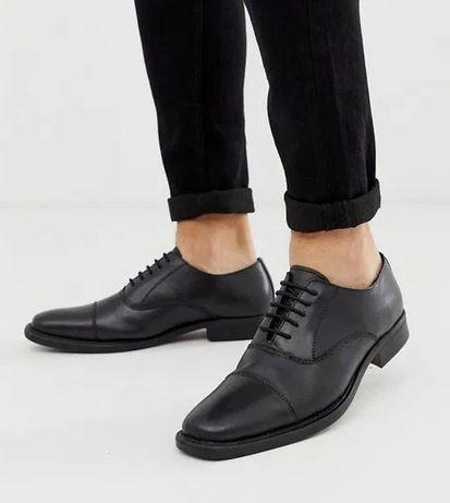 Pantofi oxford Redfoot 41 piele naturala