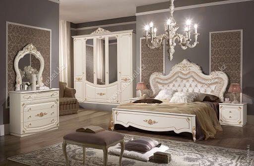 Спальный гарнитур «Адель»