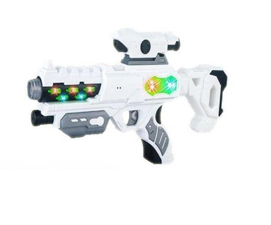 Arma spatiala telescopica cu lumini si sunete, Space Weapon