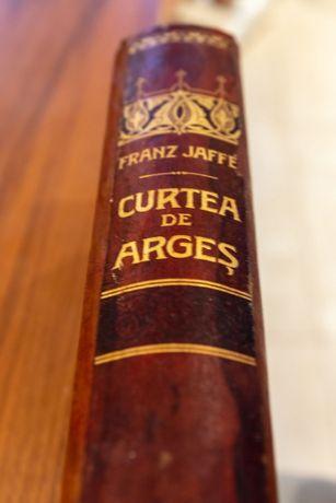 Franz Jaffe pentru Carol I al Romaniei manastirea Curtea de Arges 1911